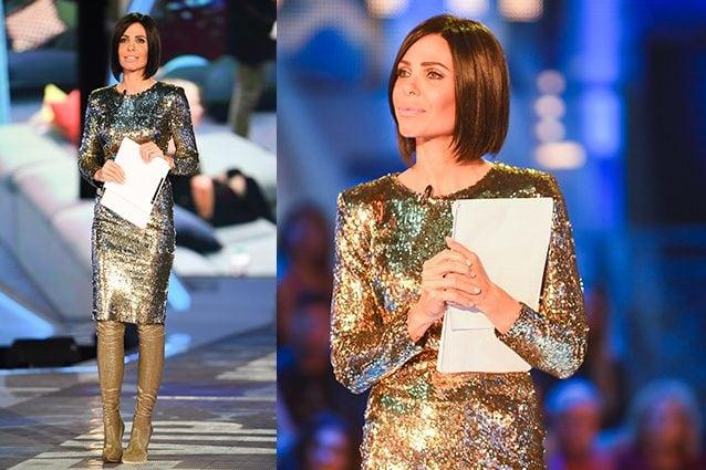 L  outfit più romantico di Ilary Blasi  870e3a3b8c9f